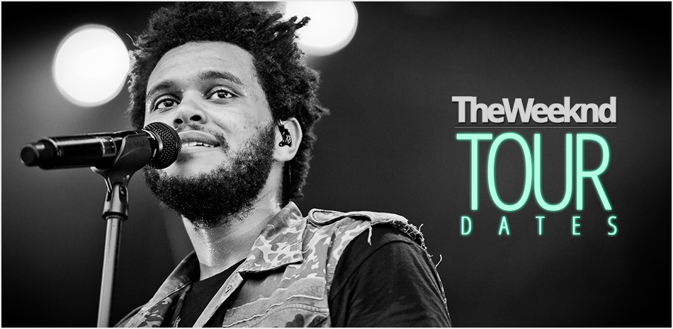 The Weeknd Tickets | The Weeknd Tour Dates & Concerts | Ticketmaster ...